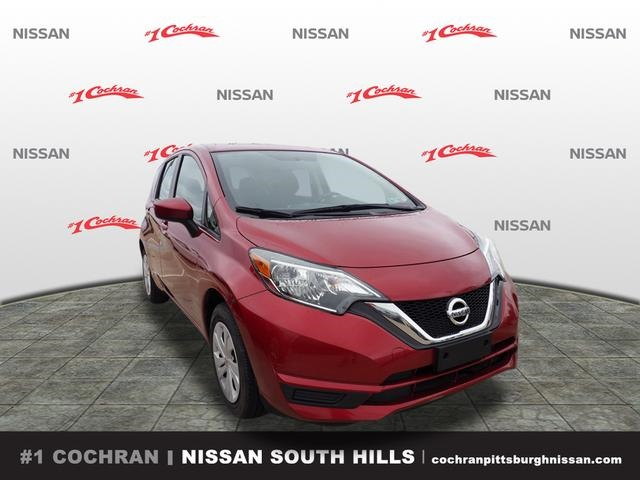 Certified Pre-Owned 2018 Nissan Versa Note SV