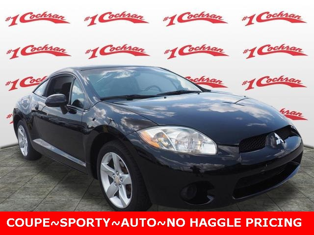 Pre-Owned 2008 Mitsubishi Eclipse GS