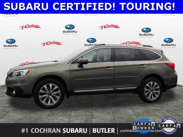 Certified Pre-Owned 2017 Subaru Outback 2.5i Touring