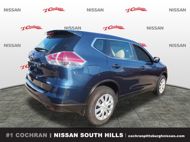 Certified Pre-Owned 2016 Nissan Rogue S
