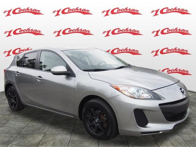 Exceptional Pre Owned 2013 Mazda3 I Grand Touring