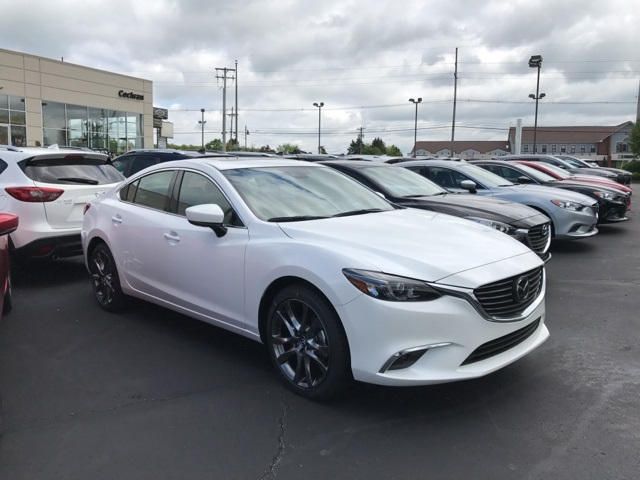 new 2017 mazda mazda6 grand touring grand touring 4d sedan in wexford nm17169 1 cochran. Black Bedroom Furniture Sets. Home Design Ideas