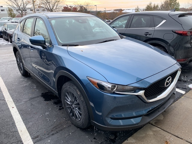New 2019 Mazda CX-5 Sport w/ Leather & Heated Seats