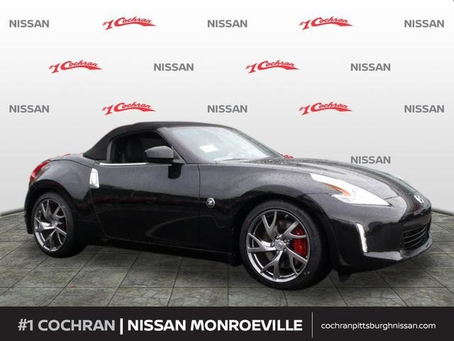New 2016 Nissan 370Z Touring Sport 2D Convertible in Pittsburgh ...
