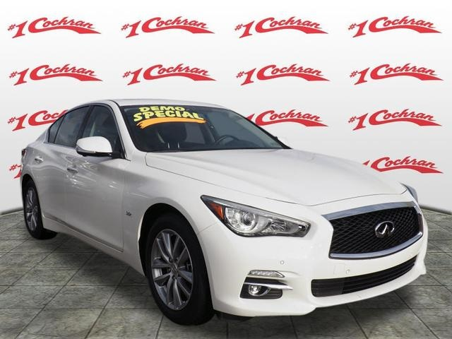 new 2017 infiniti q50 premium 4d sedan in pittsburgh. Black Bedroom Furniture Sets. Home Design Ideas