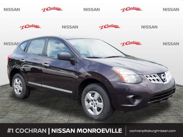 Nissan Rogue Select >> Pre Owned 2014 Nissan Rogue Select S 4d Sport Utility In Pittsburgh
