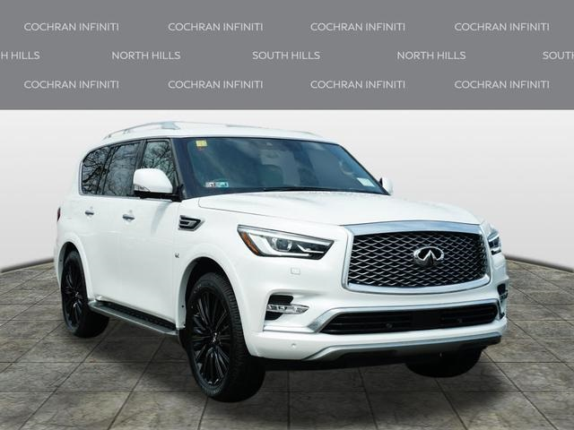 New 2019 Infiniti Qx80 Limited 4d Sport Utility In Wexford I19313