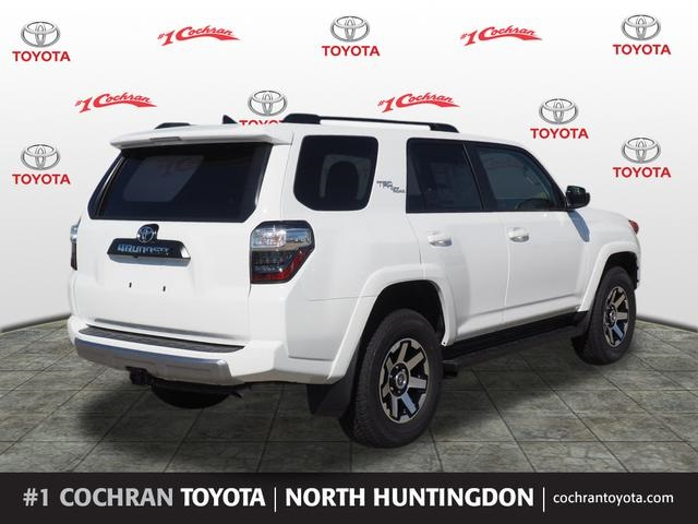 New 2019 Toyota 4Runner TRD Off-Road 4WD