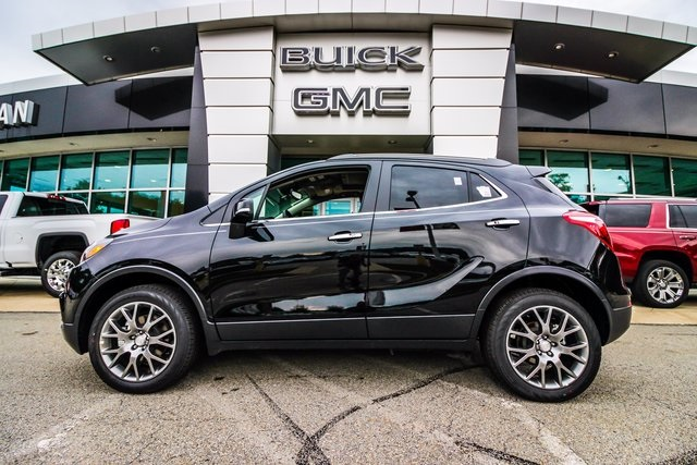 New 2017 Buick Encore Sport Touring 4d Sport Utility In Monroeville
