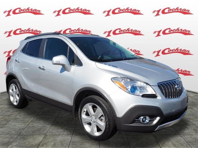 Certified Pre Owned 2016 Buick Encore Convenience