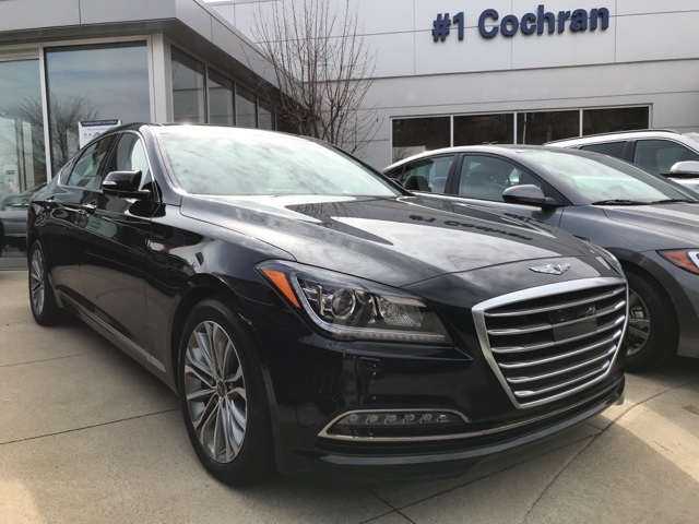 new 2017 genesis g80 3 8 4d sedan in monroeville h170957 1 cochran. Black Bedroom Furniture Sets. Home Design Ideas