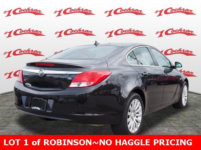 Pre-Owned 2011 Buick Regal CXL