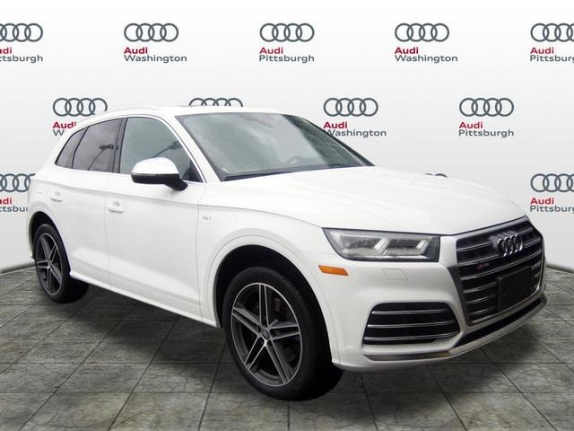New Audi SQ T Premium Plus D Sport Utility In Washington - Audi sq5
