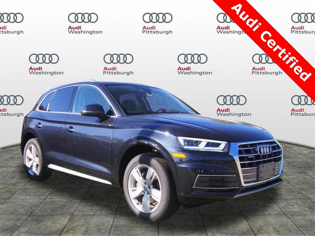 Certified PreOwned Audi Q T Premium Plus D Sport Utility - Certified pre owned audi