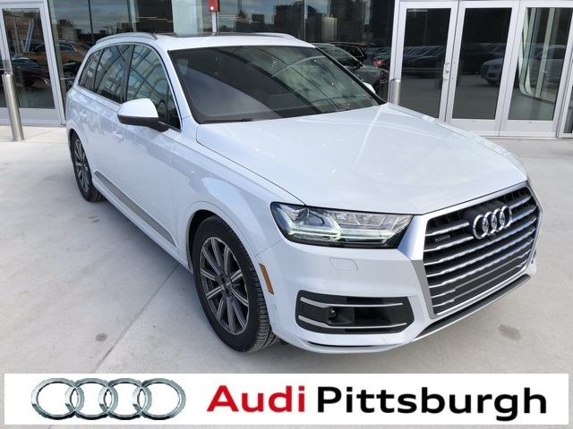 New 2019 Audi Q7 30t Prestige 4d Sport Utility In Pittsburgh