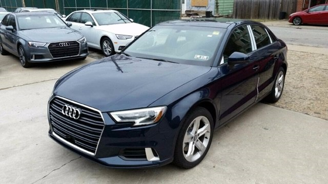 new 2017 audi a3 2 0t premium 4d sedan in pittsburgh ap170237 1 cochran. Black Bedroom Furniture Sets. Home Design Ideas