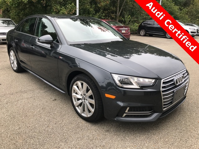 Certified PreOwned Audi A T Premium D Sedan In Washington - Certified pre owned audi
