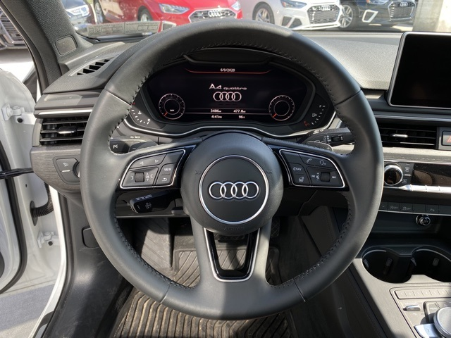 Certified Pre-Owned 2019 Audi A4 2.0T Premium Plus