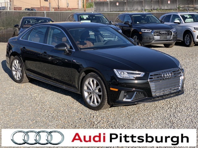 Audi A4 2.0 T >> New 2019 Audi A4 2 0t Premium Plus Quattro 4d Sedan