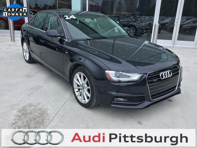 Audi A4 2.0 T >> Pre Owned 2014 Audi A4 2 0t Premium Plus Quattro 4d Sedan