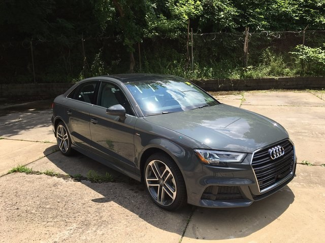 new 2017 audi a3 2 0t premium plus 4d sedan in pittsburgh ap170191 1 cochran. Black Bedroom Furniture Sets. Home Design Ideas