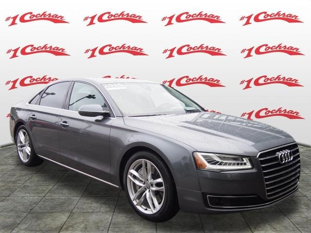Certified PreOwned Audi A T D Sedan In Washington - Audi pre owned