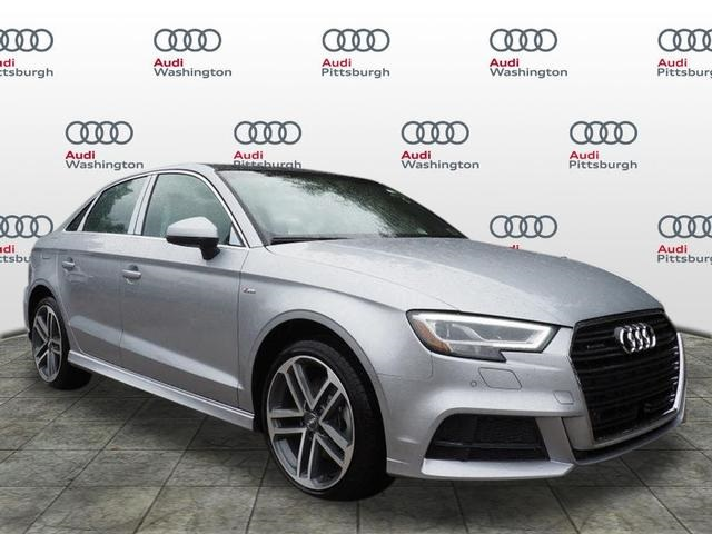 new 2018 audi a3 2 0t premium plus 4d sedan in pittsburgh ap180198 1 cochran. Black Bedroom Furniture Sets. Home Design Ideas
