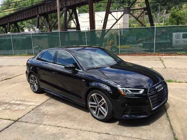 new 2017 audi a3 2 0t premium plus 4d sedan in pittsburgh ap170243 1 cochran. Black Bedroom Furniture Sets. Home Design Ideas