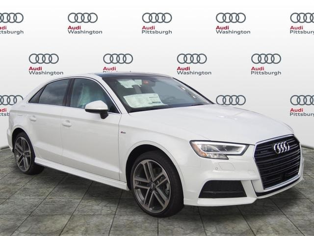 New 2018 Audi A3 2 0T Premium Plus 4D Sedan in Washington AW