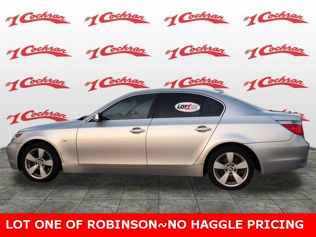Pre-Owned 2007 BMW 5 Series 530xi