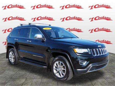 Pre-Owned 2014 Jeep Grand Cherokee Limited