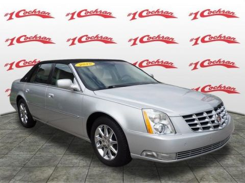 Pre-Owned 2010 Cadillac DTS Base