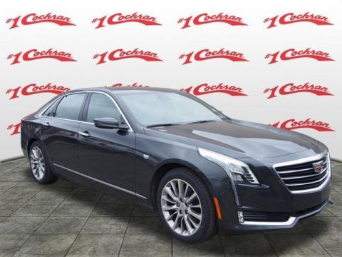 Pre-Owned 2016 Cadillac CT6 3.6L Premium Luxury AWD