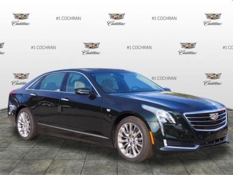 New 2016 Cadillac CT6 3.0L Twin Turbo Premium Luxury