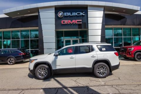 New 2019 GMC Acadia SLT-1