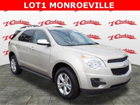 Pre-Owned 2013 Chevrolet Equinox LT 1LT