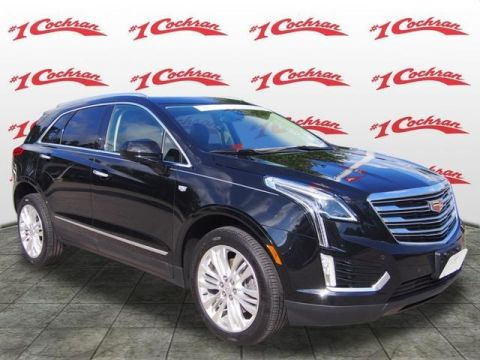 Certified Pre-Owned 2018 Cadillac XT5 Premium Luxury AWD