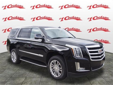 Certified Pre-Owned 2017 Cadillac Escalade Base 4WD