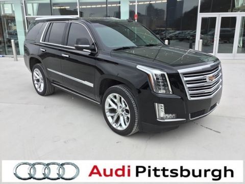 Pre-Owned 2015 Cadillac Escalade Platinum Edition