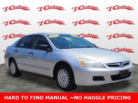 Pre-Owned 2007 Honda Accord VP