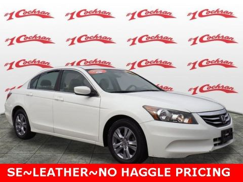 Pre-Owned 2012 Honda Accord SE FWD 4D Sedan