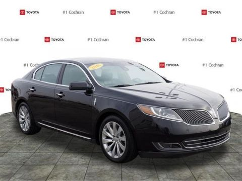 Pre-Owned 2016 Lincoln MKS Base