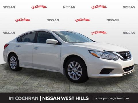 Certified Pre-Owned 2016 Nissan Altima 2.5 S