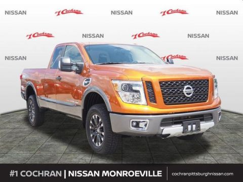 Certified Pre-Owned 2019 Nissan Titan XD PRO-4X