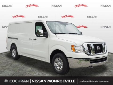New 2018 Nissan NV2500 HD SL