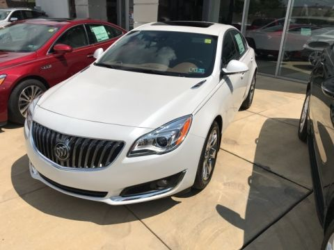 New 2017 Buick Regal Premium 2