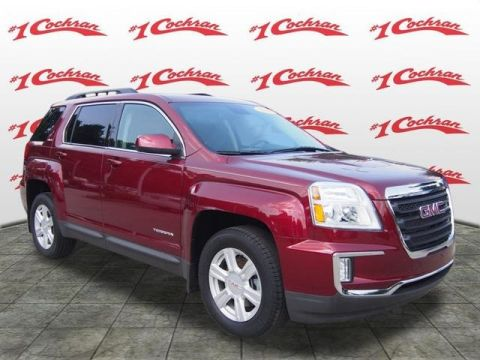 Certified Pre-Owned 2016 GMC Terrain SLE-2 AWD