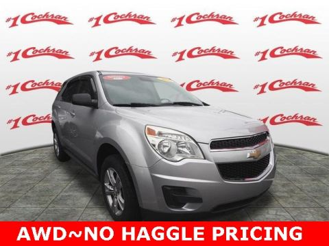 Pre-Owned 2013 Chevrolet Equinox LS
