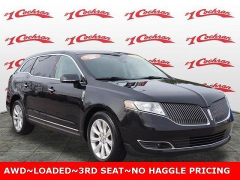 Pre-Owned 2013 LINCOLN MKT EcoBoost