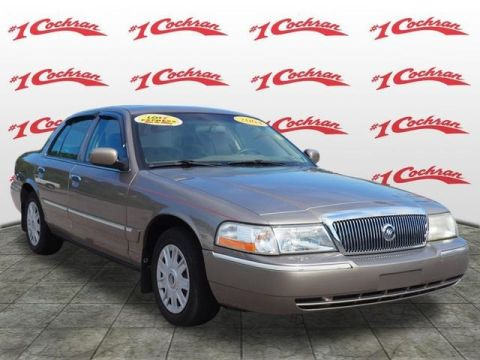 Pre-Owned 2004 Mercury Grand Marquis GS RWD 4D Sedan